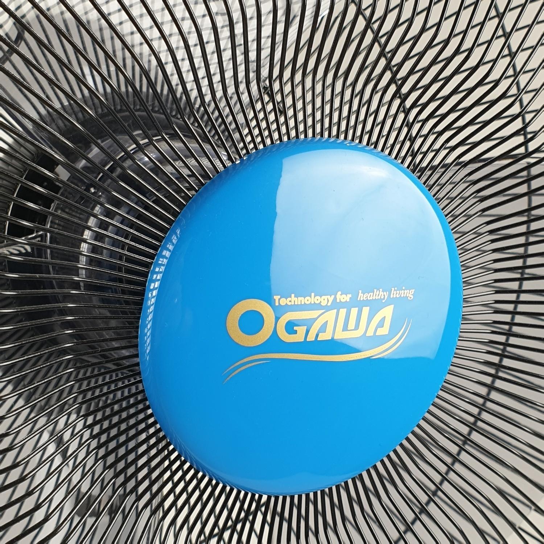 OGAWA พัดลมตั้งพื้นสไลล์ 16 นิ้ว  OA-2696/B ฟ้า