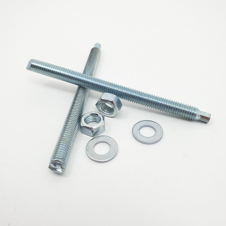 สตัดพุกเคมี  ขนาด  M 8 x 110 mm. ดำ