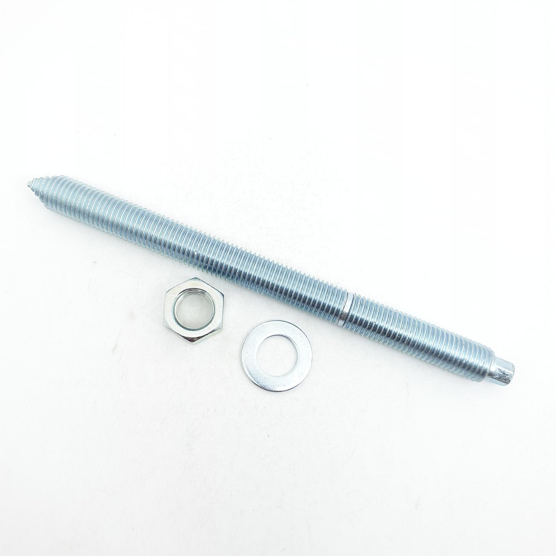uheng สตัดพุกเคมี ขนาด M20x260mm. รุ้งทอง