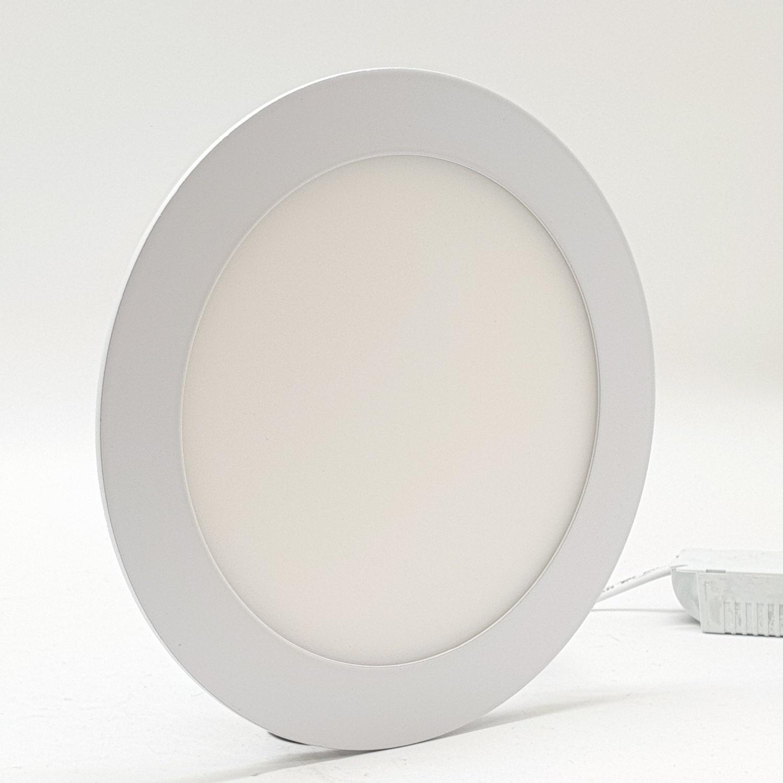 HI-TEK โคมพาแนล LED กลม HFLEPR012D