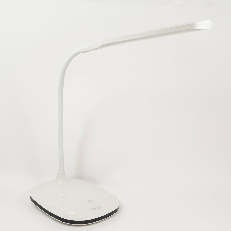 EILON โคมไฟตั้งโต๊ะ Modern  LE-1921  สีขาว