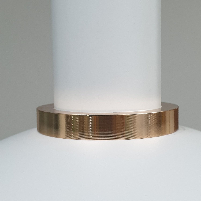 EILON โคมไฟแขวน Modern F8105C-S สีขาว