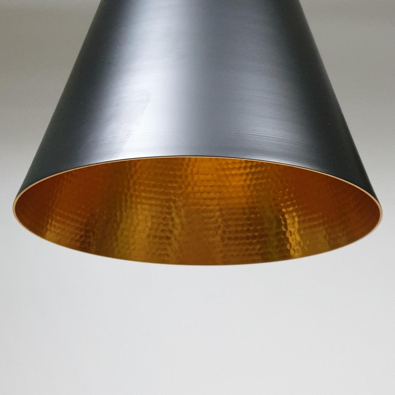 EILON โคมไฟแขวน Modern SKD-P013 สีดำ