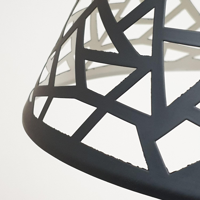 EILON โคมไฟแขวน Loft  SKD-P081 สีดำ