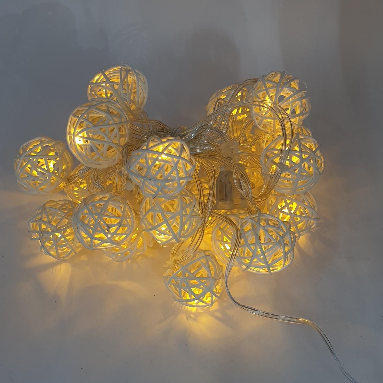 EILON ไฟเทศกาล    JRD-06  สีเหลือง