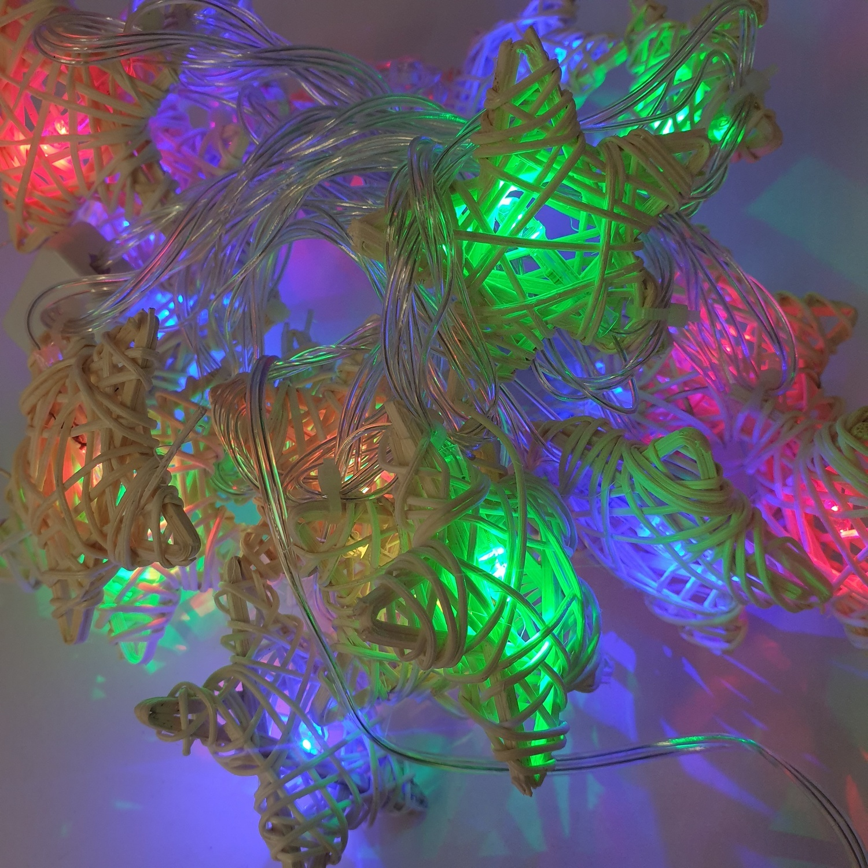EILON ไฟเทศกาล     JRD-08 (RGB)