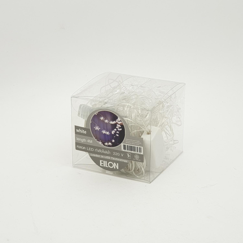 EILON ไฟเทศกาล    JRD-10   สีขาว