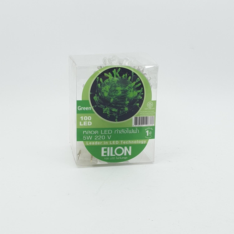 EILON ไฟเทศกาล  RD-24  สีเขียว