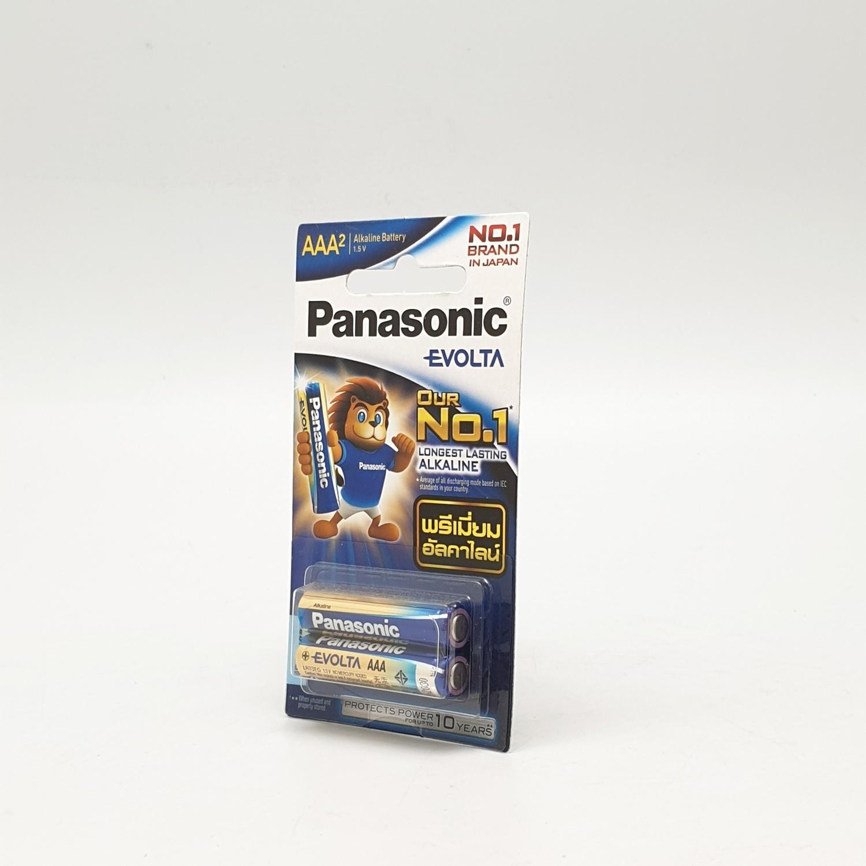 ถ่าน LRO3G/2BN PANASONIC  NO COLOR