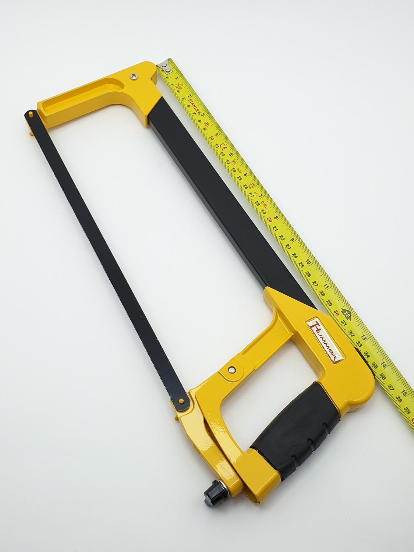 HUMMER โครงเลื่อยตัดเหล็ก SL-503 สีเหลือง