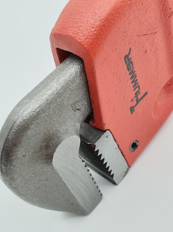 HUMMER ประแจจับแป๊บ ขนาด 12 นิ้ว JR-APW12 สีแดง