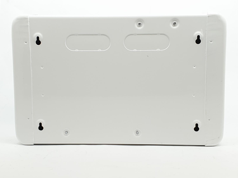 RACER ตู้คอนซูเมอร์เซ็ทสำเร็จ 6 ช่อง ( M50A)+กันดูด ConsumerUnit Premium Set 6 ช่อง ( M50A)+กันดูด สีขาว