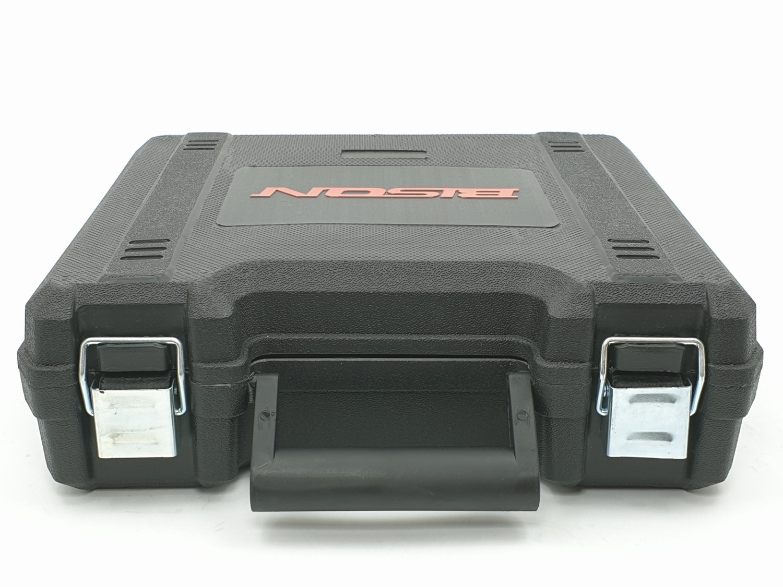 BISON สว่านกระแทกไร้สาย  ขนาด18V LCD770-1ASC ฟ้า-ดำ