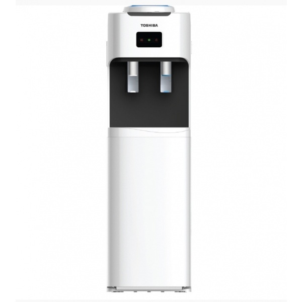 TOSHIBA เครื่องทำน้ำเย็น-ธรรมดา RWF-C1664TK(W) สีขาว