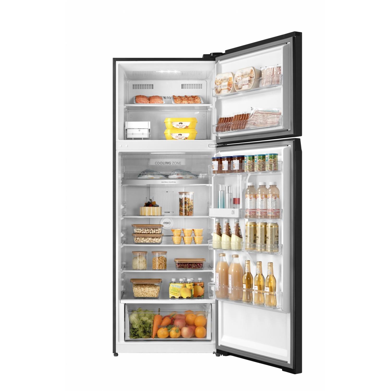 TOSHIBA ตู้เย็น 2 ประตู 16.3 คิว GR-RT624WE-PMT(06)