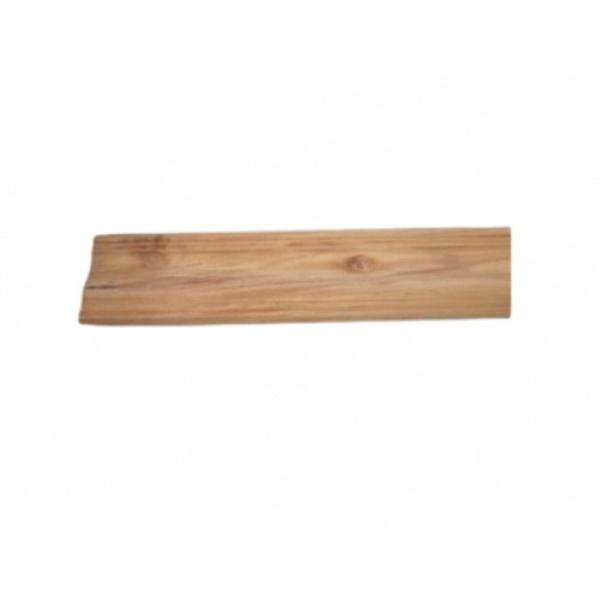 - ไม้บัวล่างไม้สัก(ลายร่อง) ขนาด 5/8นิ้ว x4นิ้ว x1.80ม.  SJK63