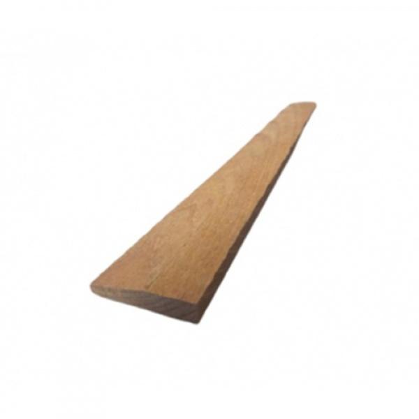 - ไม้คิ้วไม้สัก ขนาด  3/8นิ้ว x1.1/2นิ้ว x9.1/2ft SJK23