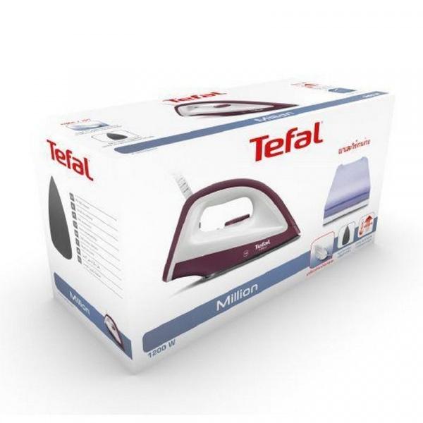 TEFAL เตารีดแห้ง 1200วัตต์ FS2622