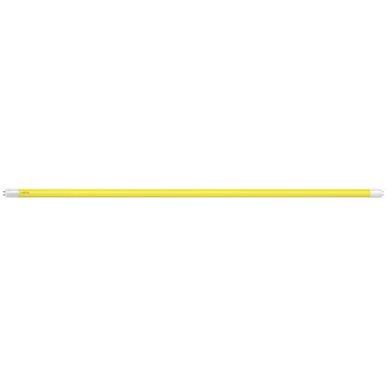 LAMPTAN หลอดไฟแอลอีดี ทูบแอนทายมอสคิวโตสวิทช์ 9 วัตต์   LED tube ไล่แมลง สีขาว