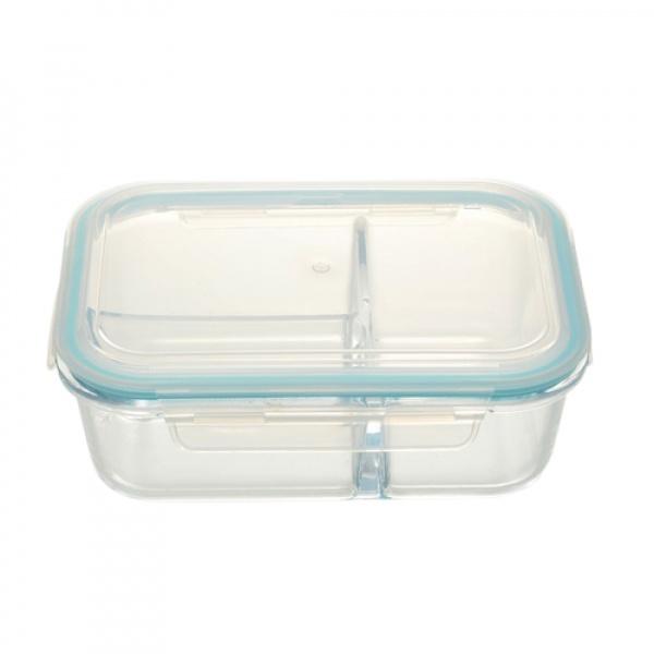 AILO กล่องแก้วถนอมอาหาร 1520ml. BRIGHT-02
