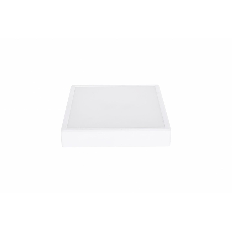EILON ดาวน์ไลท์ติดลอยทรงสี่เหลี่ยม ขนาด 8 นิ้ว 18W ปรับได้ 3 แสง EMTD-F18-3065 (DL/CW/WW) สีขาว