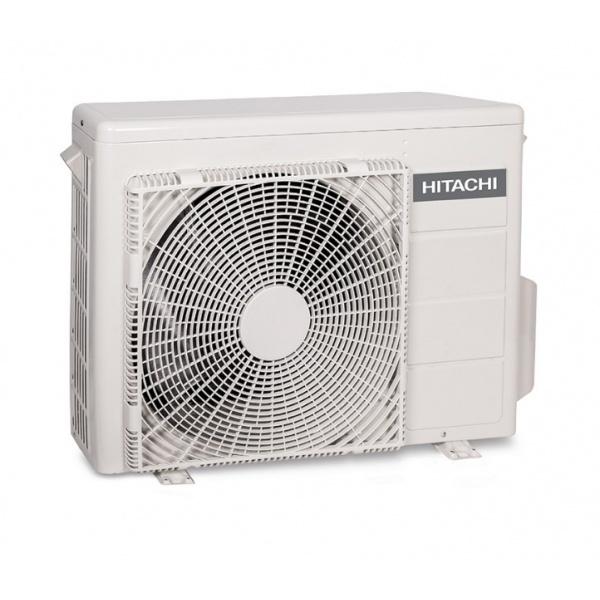 HITACHI เครื่องปรับอากาศ Inverter ขนาด 18000 BTU RAS-PH18CMT สีขาว