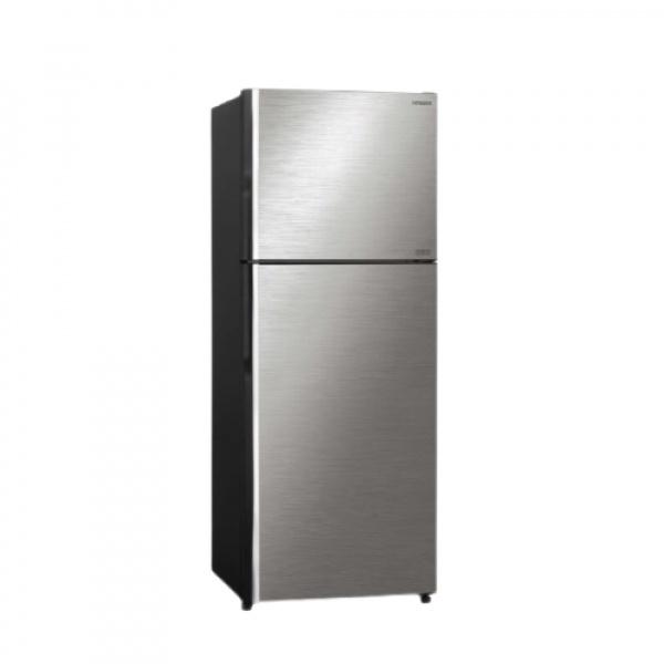 HITACHI ตู้เย็น 2 ประตู ขนาด 15 คิว RVX400PF-1 BSL