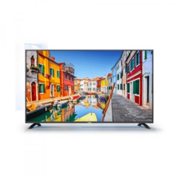 Haier  โทรทัศน์ Smart Android TV FHD 43K8000A สีดำ