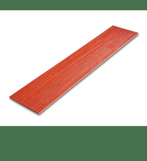 โอฬาร ไม้ฝา ขนาด 0.8x15x300 ซม. สีมะฮอกกานี