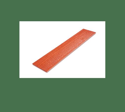 โอฬาร ไม้ฝา  ขนาด0.8x15x300ซม.สีแดงเชอรี่ แดง