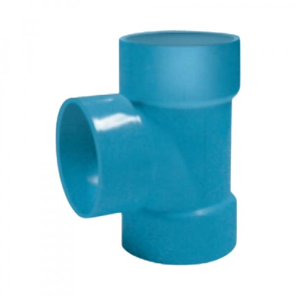 สามบ้าน สามทาง PVC ขนาด 200 มม.  (8นิ้ว) 8.5