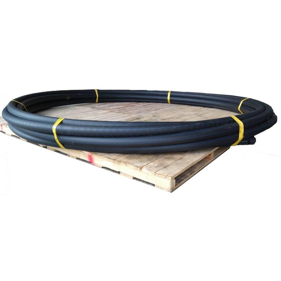 - ท่อ HDPE PE100 ขนาด 63 มม. 50M PN10