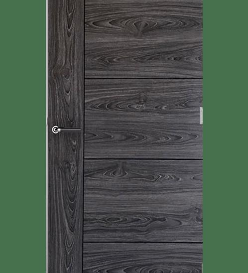 LEOWOOD ประตู iDoor S4 Cinereo Oak  ขนาด 35x900x2000 mm.