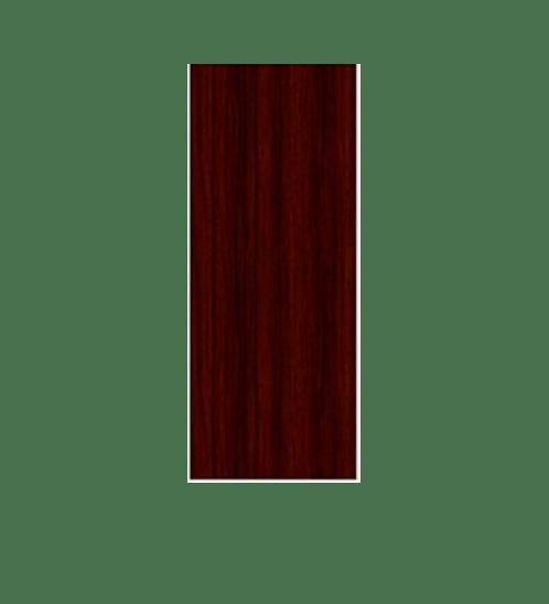 LEOWOOD ประตูปิดผิวเมลามีน ขนาด 80x200ซม. Mahogany    iDoor S5 (IP5038)