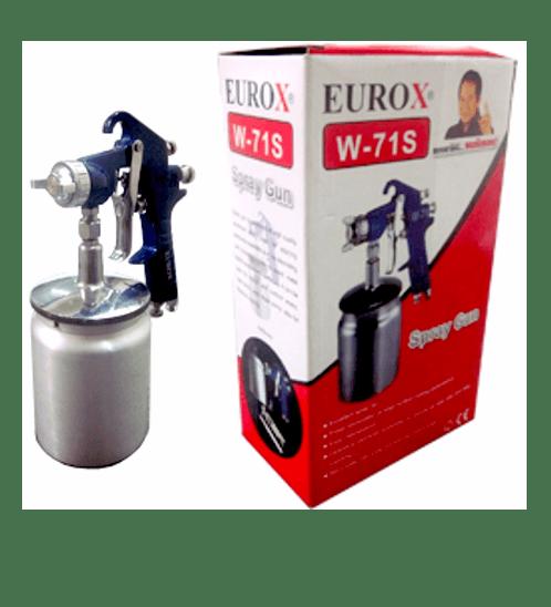EUROX กาพ่นสีล่าง W-71S