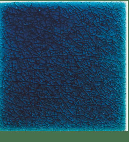 KERATILES 4 Keradol Antique สีน้ำเงิน