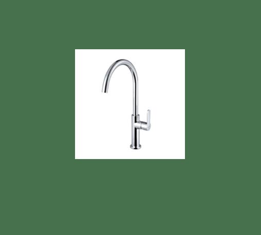MEX  ก๊อกน้ำผสมน้ำร้อนน้ำเย็น  11005S-E9 สีโครเมี่ยม