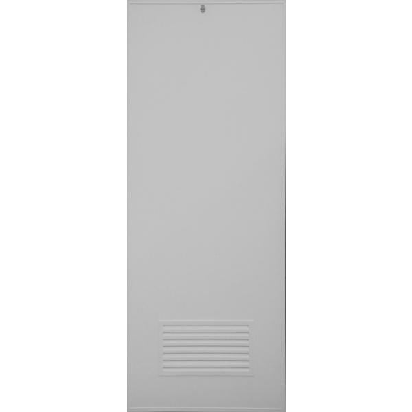CHAMP ประตู ขนาด (70x180)ซม. S-TITAN2 (ไม่เจาะ) สีเทา