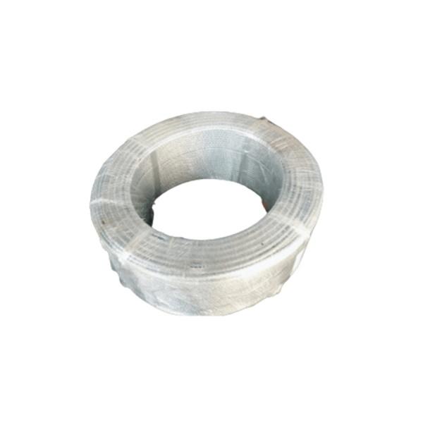 - ลวดสลิง 12มม. 7 x 19 IWRC (ใส้เหล็ก) 200ม./ม้วน