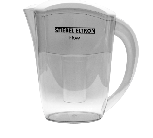 STIEBELELTRON เครื่องกรองน้ำ Flow Pitcher สีขาว