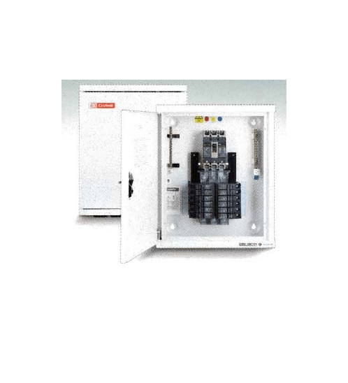 CHANG ตู้โหลดเซ็นเตอร์ 18ช่อง (3P) MB-18 พร้อมเมน 100A ช้าง MB-18 100A สีเทา