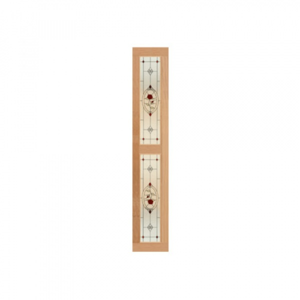 MAZTERDOOR ประตูไม้สยาแดง (31x225) SS-03/3Upper