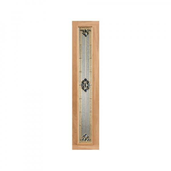 MAZTERDOOR ประตูไม้นาตาเซีย ขนาด 40x180 cm.  Jasmine-05