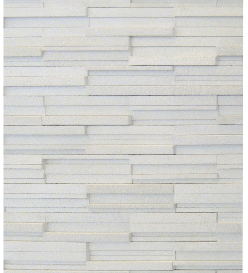 TCV แกรนิต Nova Stone-01 (C) ตัวมุม สีขาว