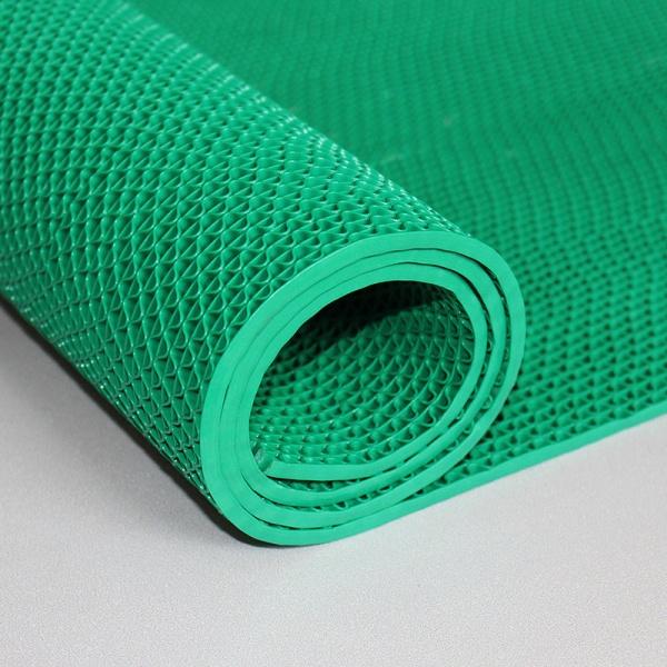 GRAFFE พรมกันลื่นพีวีซี ขนาด 60x300ซม. หนา 0.45ซม.  FMS7000–630GN สีเขียว