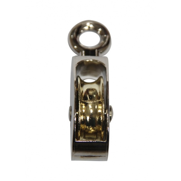 HUMMER รอกเดี่ยว  BT-0174  ขนาด 1 นิ้ว สีเงิน