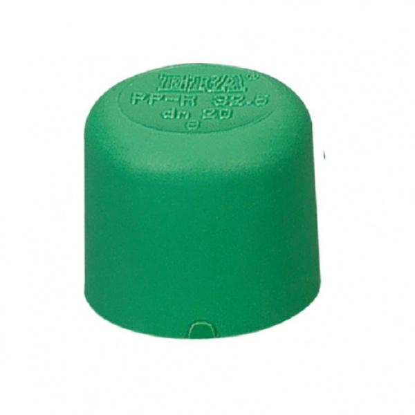 ERA ฝาครอบ  25mm 3/4นิ้ว (PPR) PR006  สีเขียว