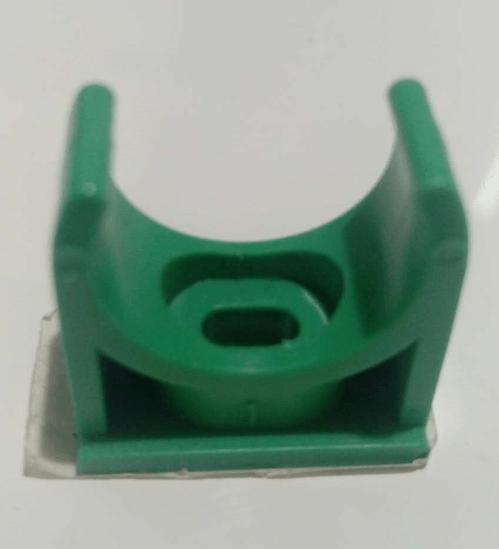 ERA คลิปก้ามปู  25mm 3/4นิ้ว (PPR) PR010    สีเขียว