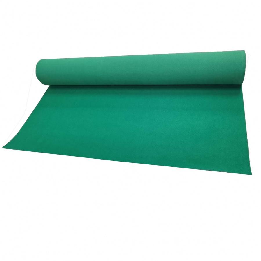 GRAFFE พรมอัดลูกฟูกหนาพิเศษ ขนาด 2x15 เมตร AKR10 สีเขียว