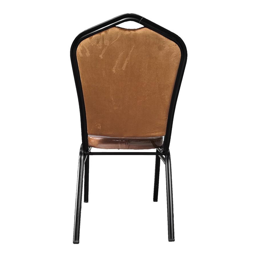 Delicato เก้าอี้จัดเลี้ยง C-605J-BWN สีน้ำตาล